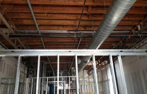 Commercial Office Ductwork